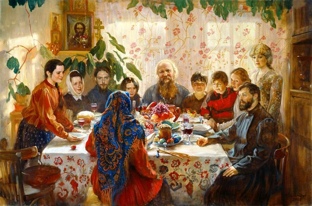 An Orthodox Family